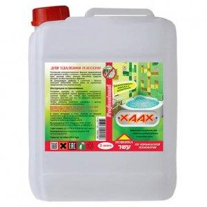 Средство для удаления плесени канистра 3 литра XAAX