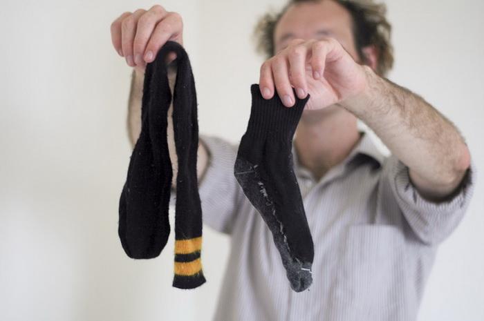 Британские ученые вывели математическую формулу пропажи одного носка